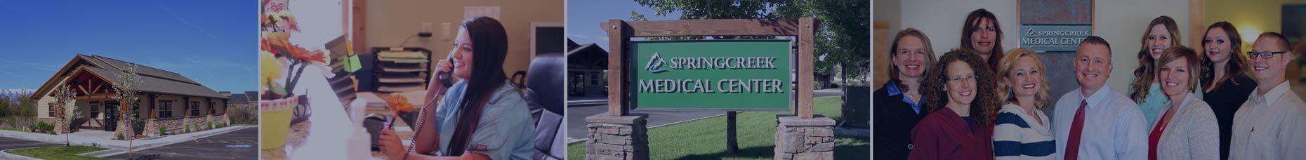 Spring Creek Medical Center in Logan, Utah
