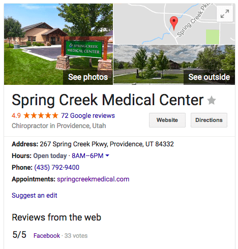 physical therapist logan ut spring creek medical