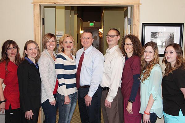 Spring Creek Medical Center Chiropractor Logan Utah Staff