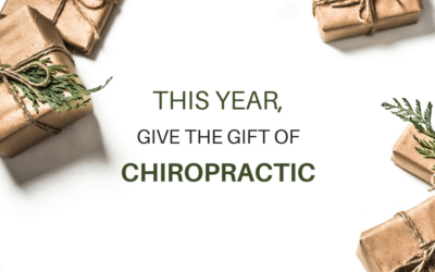 The Gift of Chiropractic