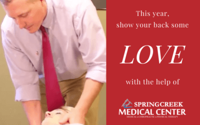 Show Your Back Some Love with Spring Creek
